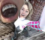 Gwen Stacy Multiverse Vore
