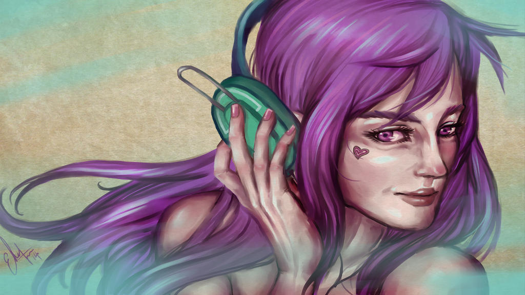 Headphones by eCupcakes