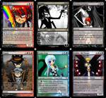 Maniacal Artist MtG Set 2 by NephilV