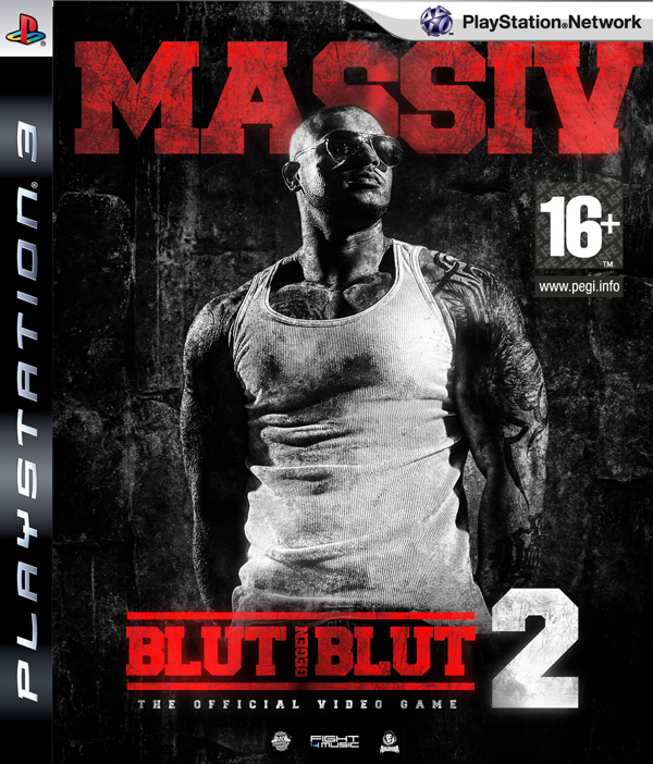 Massiv BGB2 Game Cover PS3 by mographics307 on DeviantArt
