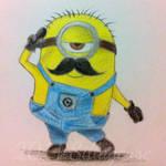 bee-doo (minion drawing)