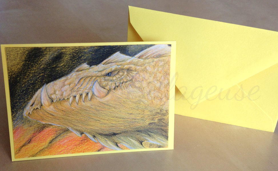 Smaugust #1 yellow
