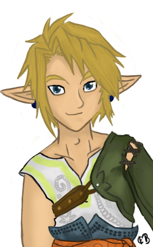 Ordon Link by diarygirl598