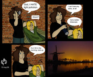 Environmental Comic