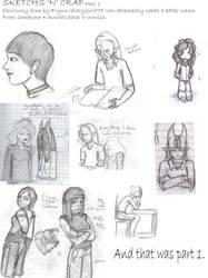 Sketchs 'n' Crap part 1