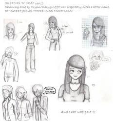 Sketchs 'n' Crap part 2