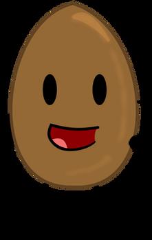 :BFDI OC: Easter Egg