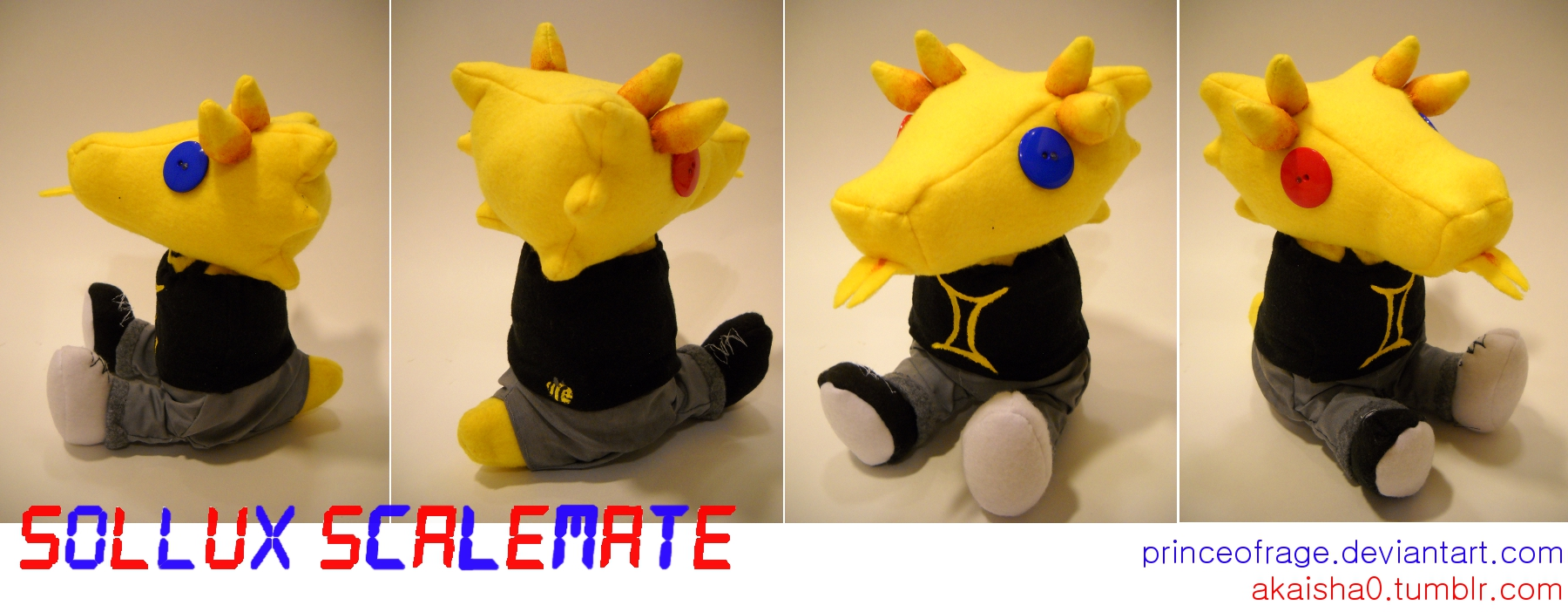 Sollux Scalemate by PrinceOfRage