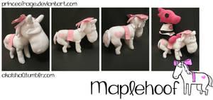 Maplehoof Plush