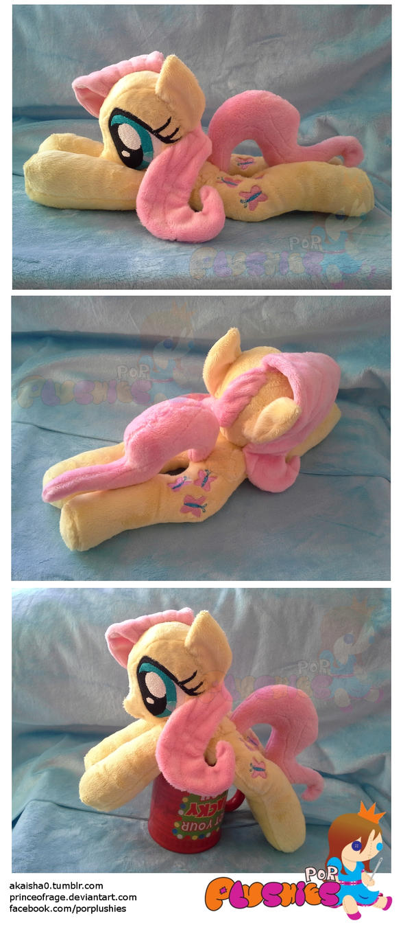FOR SALE -- Fluttershy Beanie by PrinceOfRage