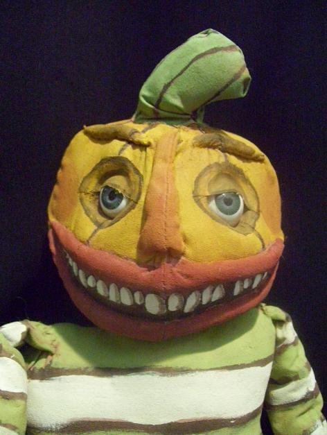 Poppy the Pumpkin by oddollsdotnet