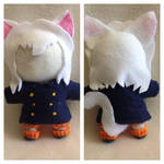 Neferpitou plush Hunter x Hunter | For Sale