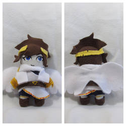 Pit Kid Icarus | For Sale by LeslysPlushes