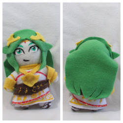 Palutena- Kid Icarus | For Sale by LeslysPlushes