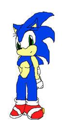 Sonic The Gender Bender by Klonoahedgehog