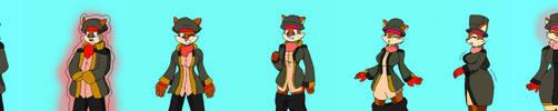 Rourkie TGTF commission by Klonoahedgehog