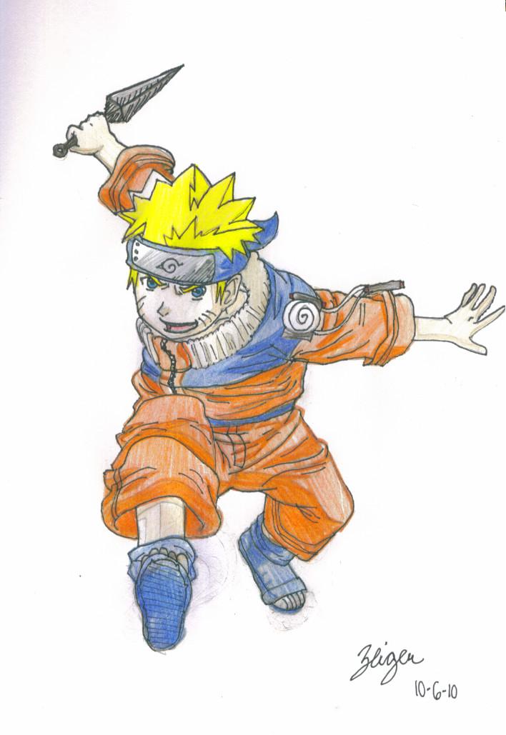 Naruto ninja style by purplelettuce101 on DeviantArt