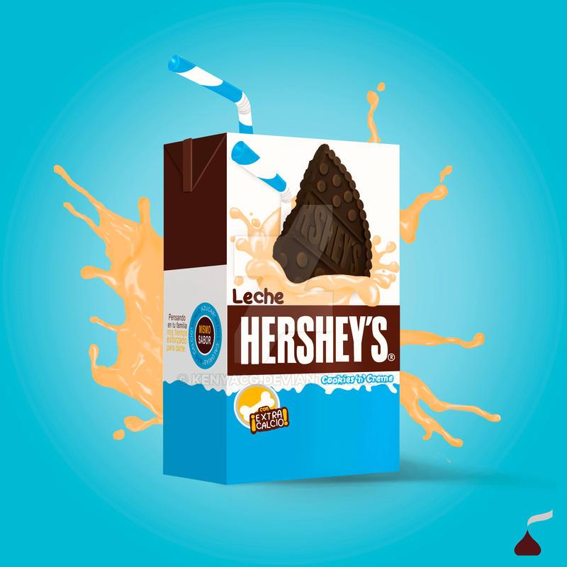 Hersheys Cookies n Creme by KenyaCG