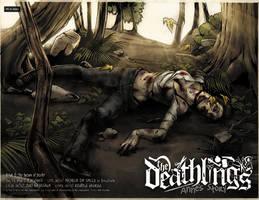 Deathlings 0 final Spread by MichelaDaSacco