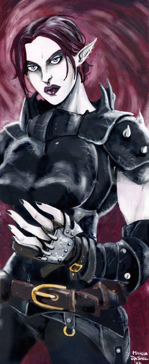 Armor Queen
