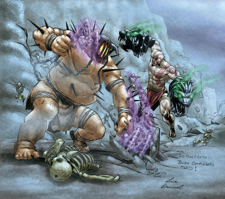disney hercules vs kratos - photo #15