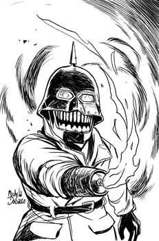 Puppet Master Torch