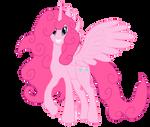 Pinkie Pie the alicorn