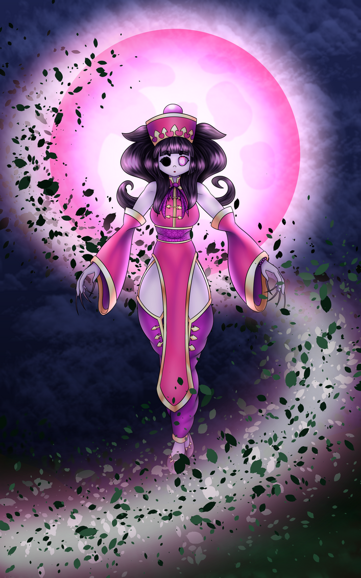 Zuanshi the zombie by Meteorimpact