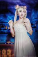 Moon Princess by saraqael