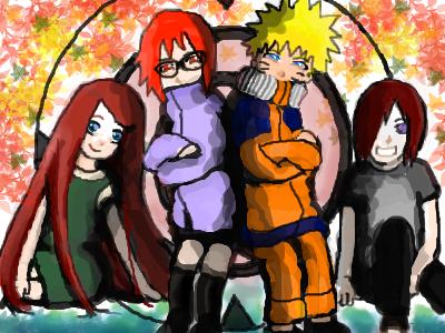 Uzumaki Clan by IMNODOIRAE