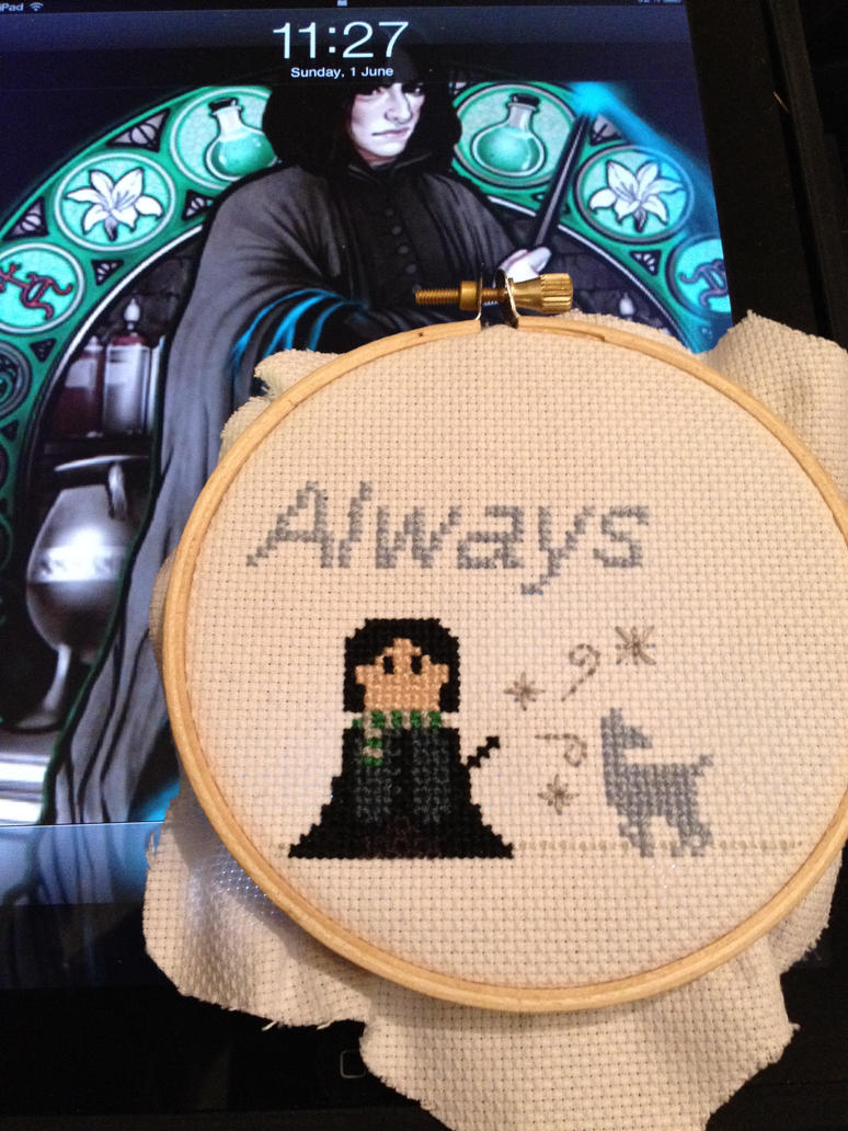 Always by dragoon811