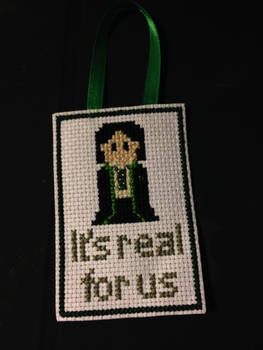 Student Snape with quote