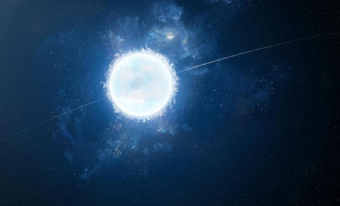 white dwarf by I3a12C1