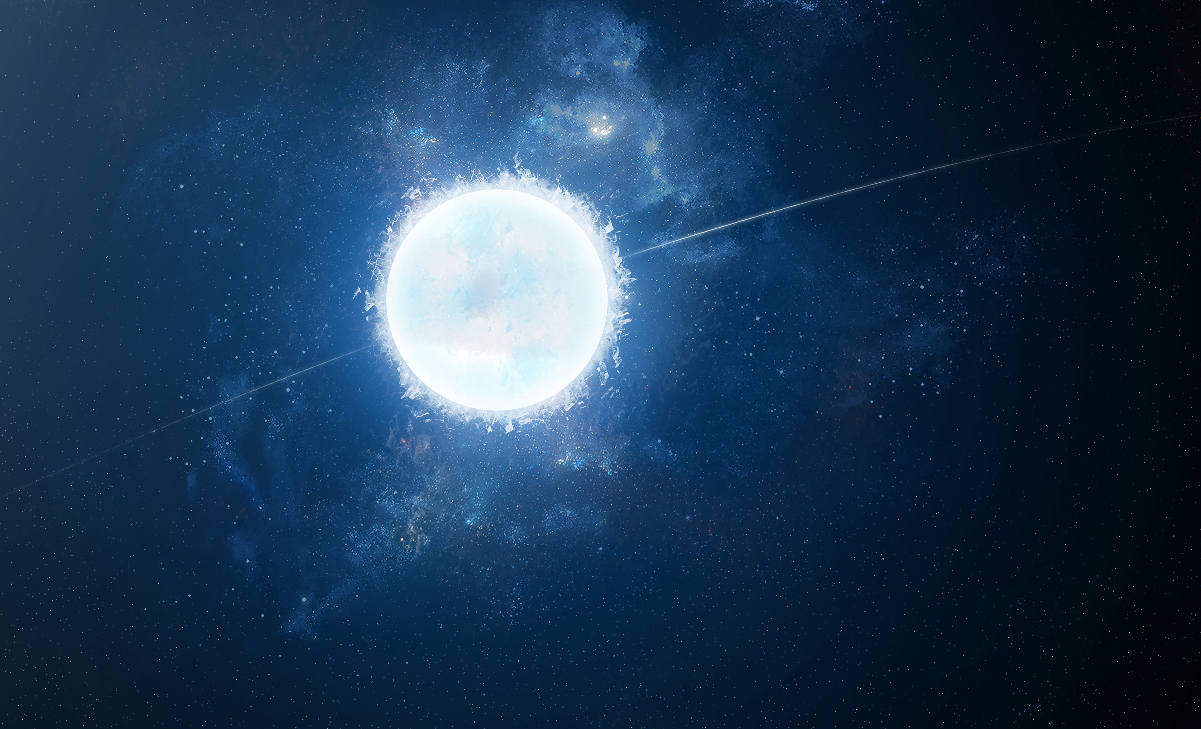 white dwarf by I3a12C1