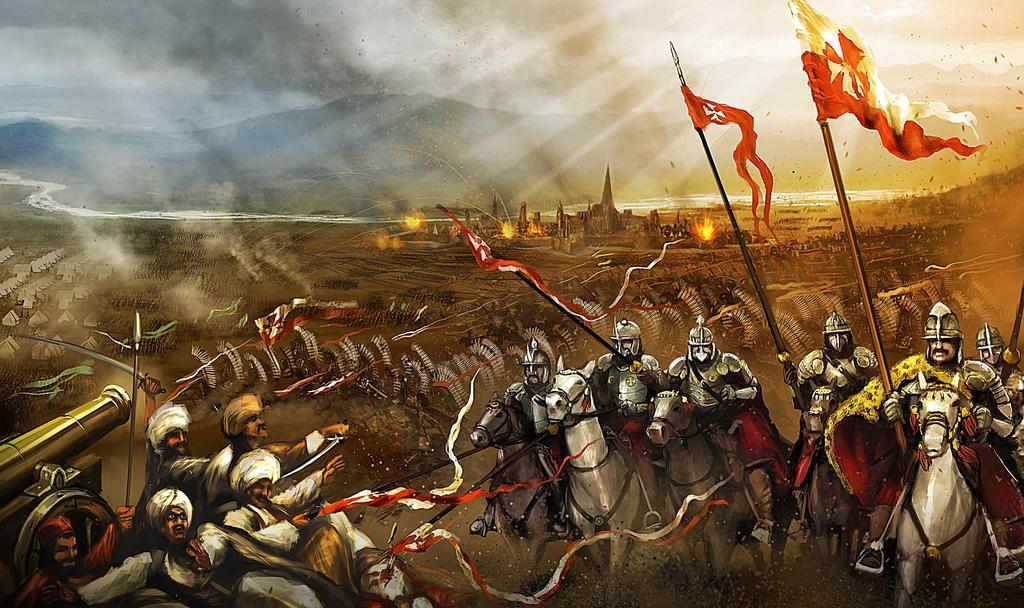 The battle of Vienna 1683 by DevJohnson