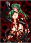 Red Leotard by tasuku13