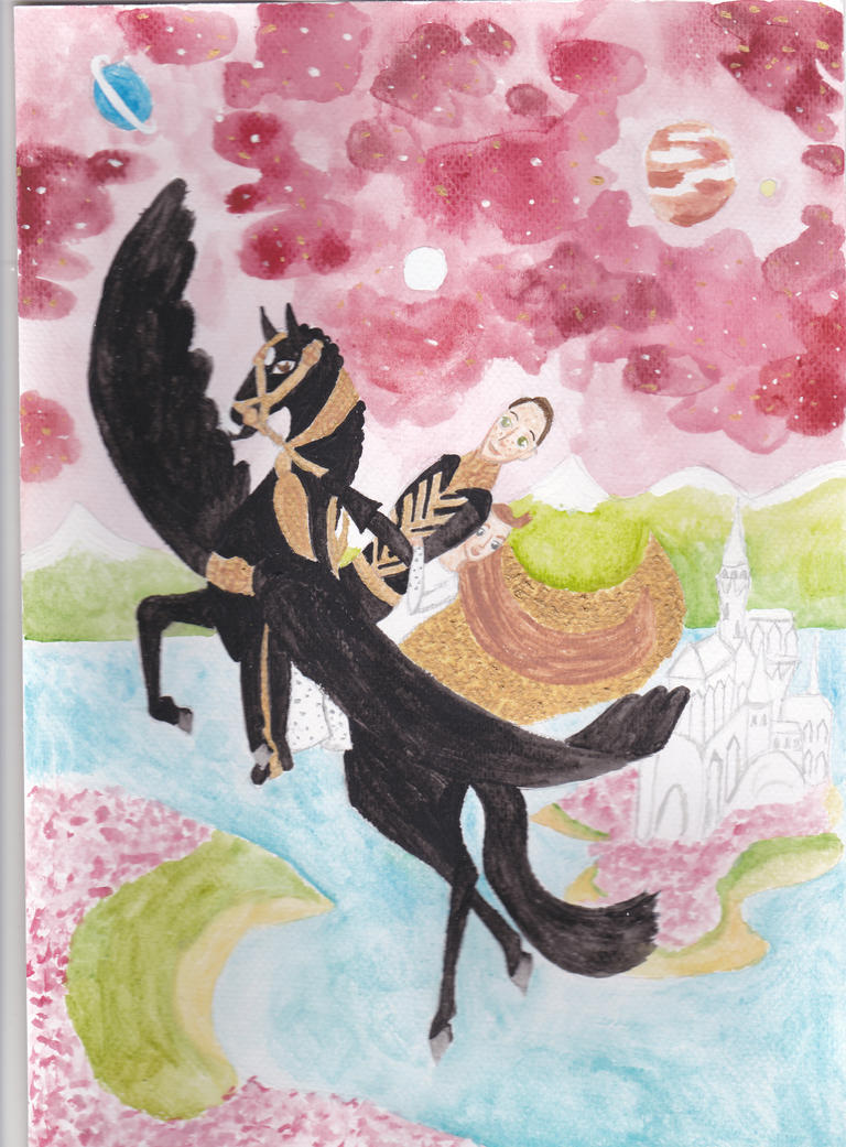 Fly with me by Szerzetes