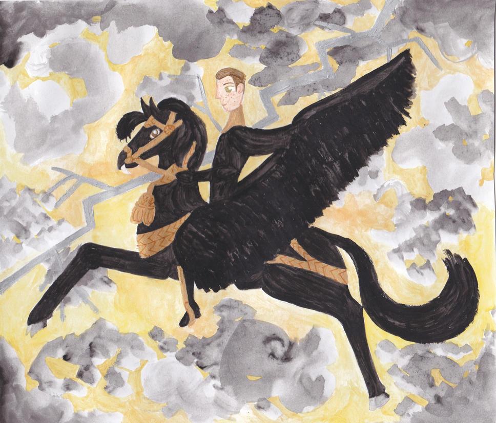 God of Thunders by Szerzetes