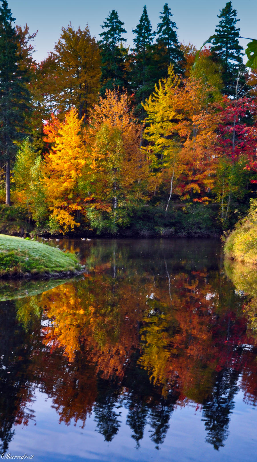Fall Reflections by Brian-B-Photography on DeviantArt