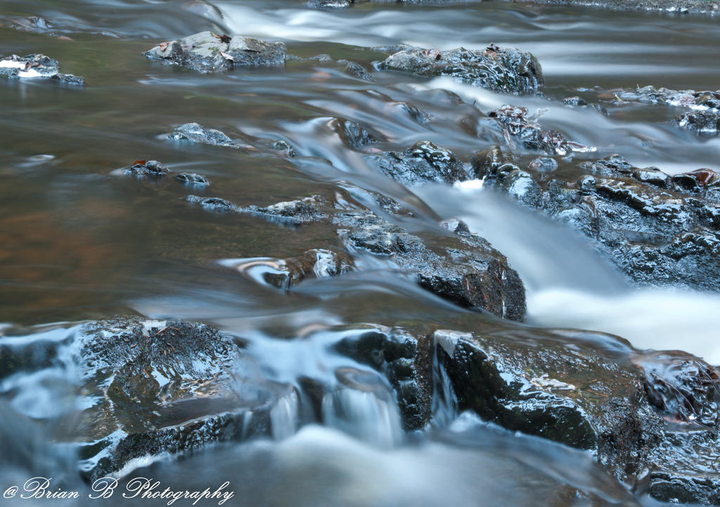 Silken Waters by Brian-B-Photography