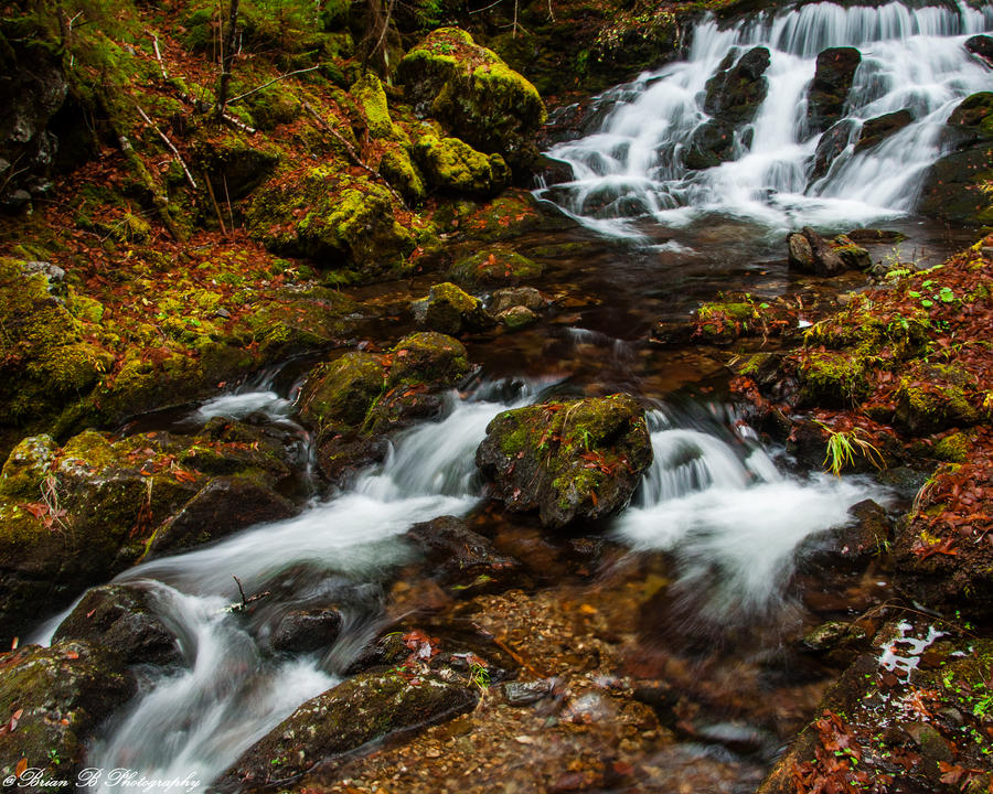 Dickson Falls Revisited by Brian-B-Photography