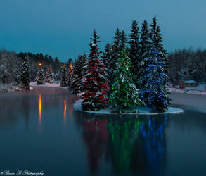 Winter Serenity by Brian-B-Photography
