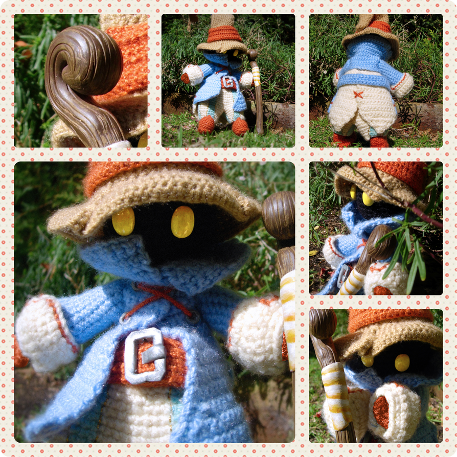 Vivi amigurumi by Gluco on DeviantArt