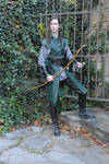 Michael, Elven Archer 06