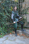 Michael, Elven Archer 07