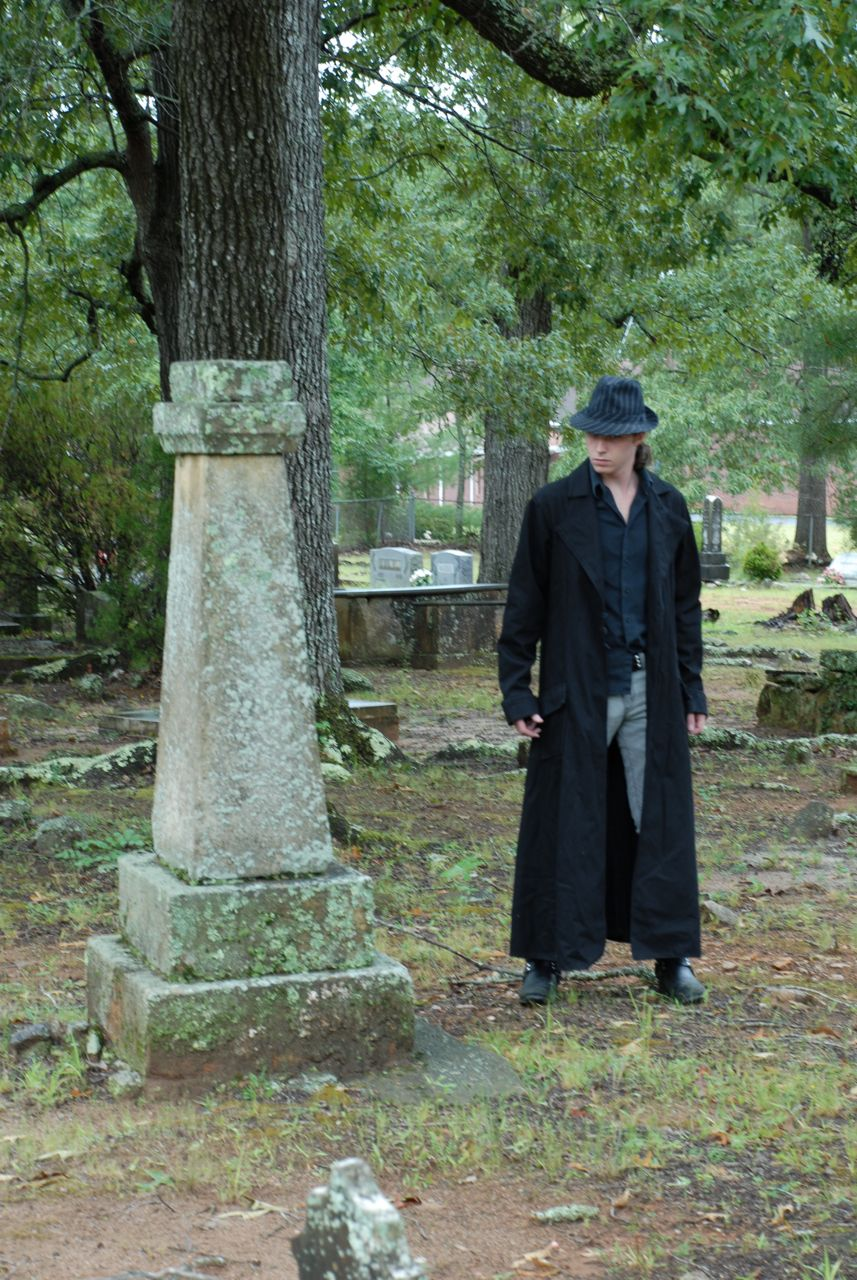 Taylor Jackson Cemetery 17 by LinzStock