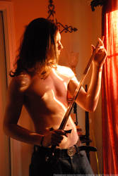Taylor with Sword 18