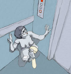 Velma - any second now by LondonJohnIII
