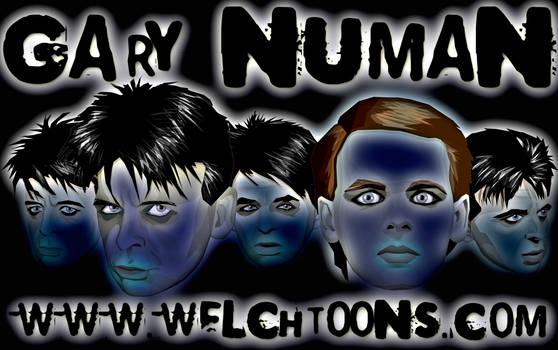 Five Faces of Numan