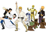 Star Wars Musical Characters